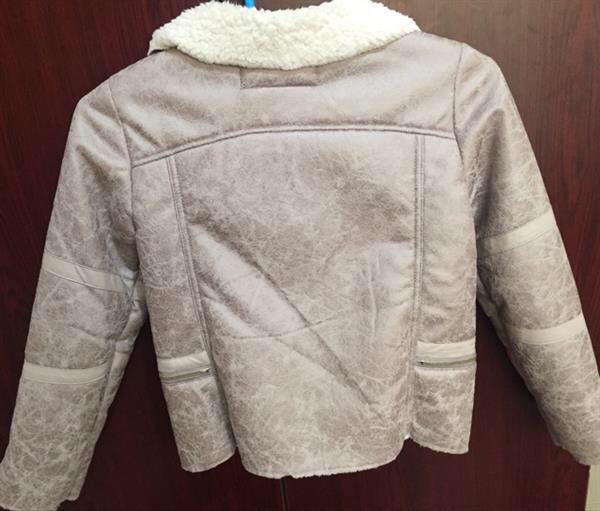 New Girls Jacket For Age 8-9 Years...
