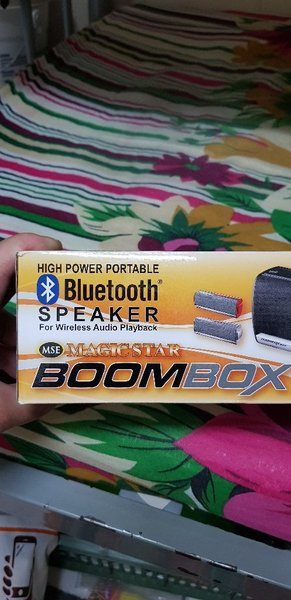 Used Blutooth Portable Speaker Used Good Work in Dubai, UAE