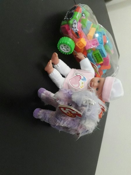 Doll,house,lego,new toy horse