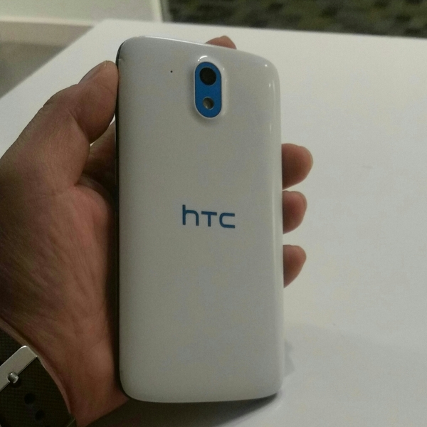 Used HTC Desire 526 Dual Sim 8 GB Memory Used With Leather Cover, No Box Pack, No Charger. in Dubai, UAE