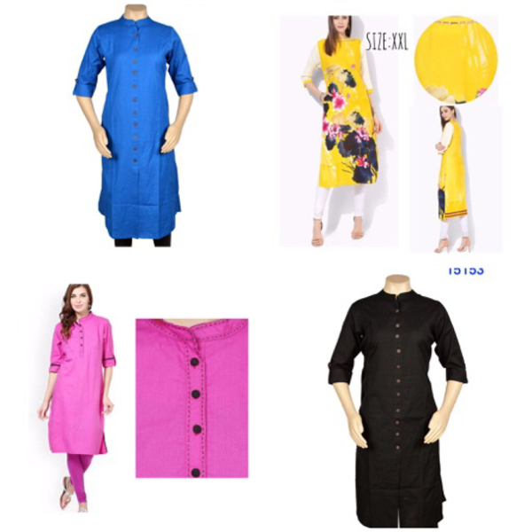 Used CLEARANCE SALE:Brand new 4 pieces Kurtis in Dubai, UAE