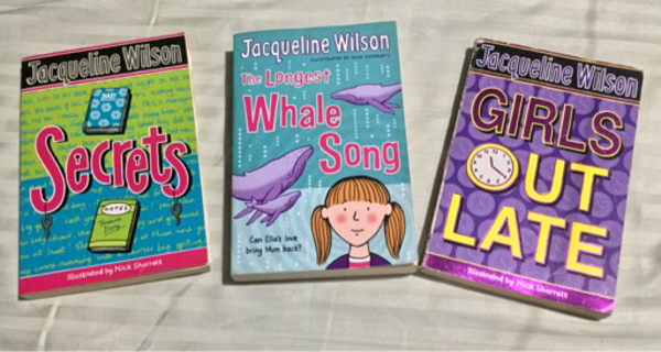 Used Jacqueline Wilson kids Books set in Dubai, UAE