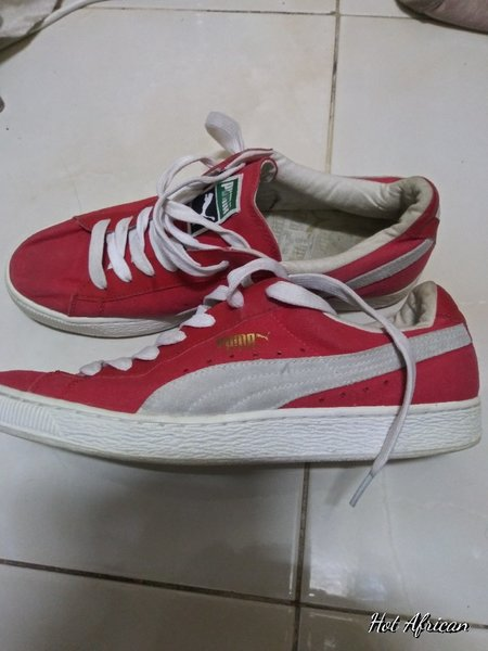 Used Puma Sneaker. in Dubai, UAE