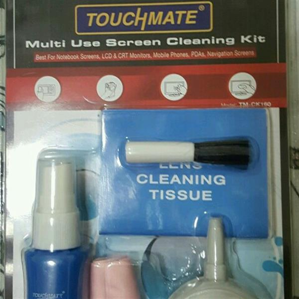 Used New Touchmate Screen Cleaning Kit, Sealed Pack in Dubai, UAE