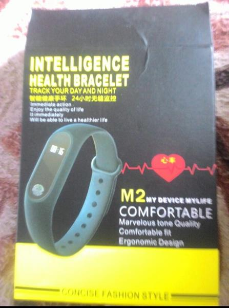 Used M2 Smart Bracelet And KKmoon BT Headset Combo  in Dubai, UAE