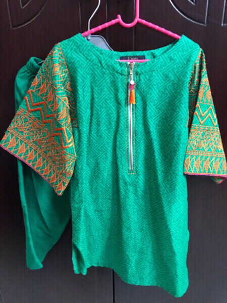 Used Eid Offer.Junaid Jamshed dress for girls in Dubai, UAE