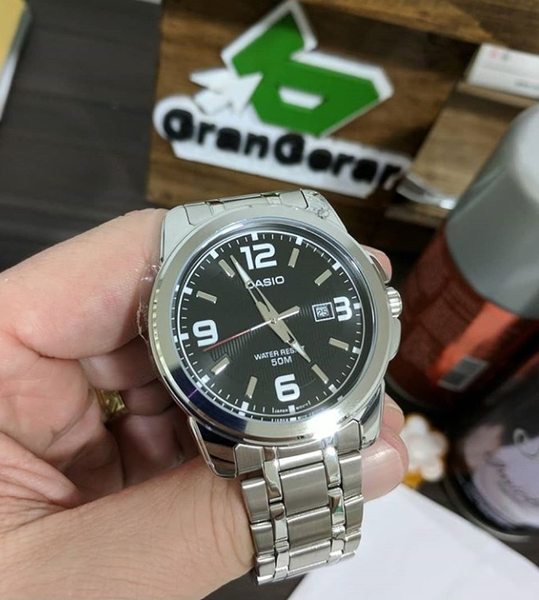 Used CASIO Steel New Edition Watch ✔Original in Dubai, UAE