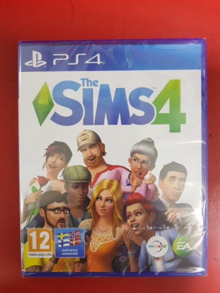 Used PS4 sims 4 in Dubai, UAE