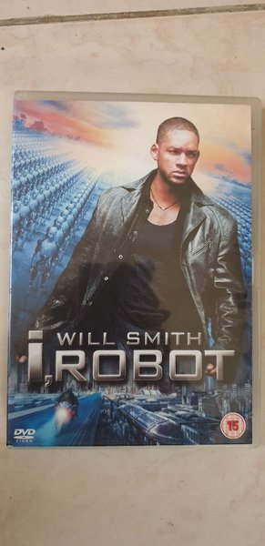 Used I Robot DVD movie in Dubai, UAE