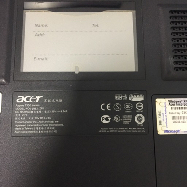 Used Acer Aspire 1353LM not working in Dubai, UAE