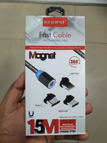 Used Mobile Magnetic Cable in Dubai, UAE