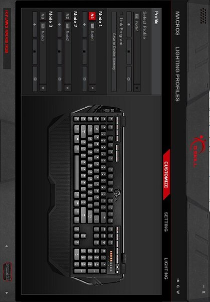 Used G.Skill Gaming Keyboard for Pc & lap top in Dubai, UAE