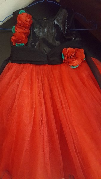 Used party frock.... in Dubai, UAE