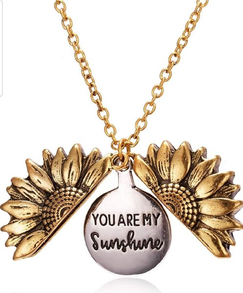 Used Sunflower switched necklace in Dubai, UAE