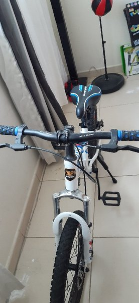 Used Bicycle brand new 18 inch in Dubai, UAE