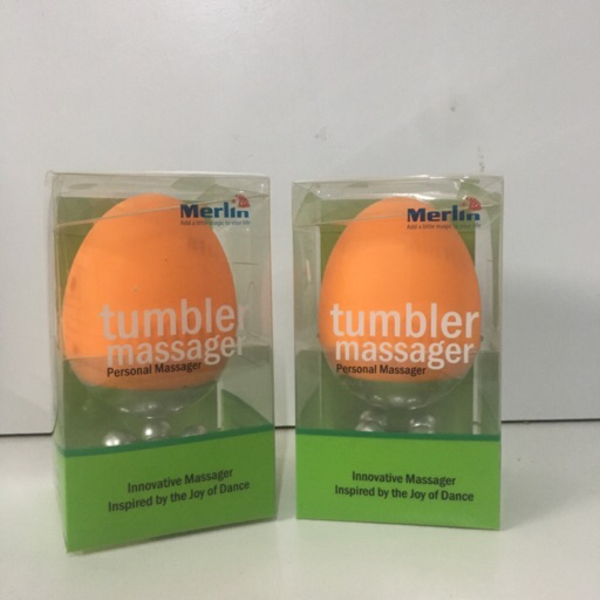 Used Merlin tumbler massager 2 units in Dubai, UAE