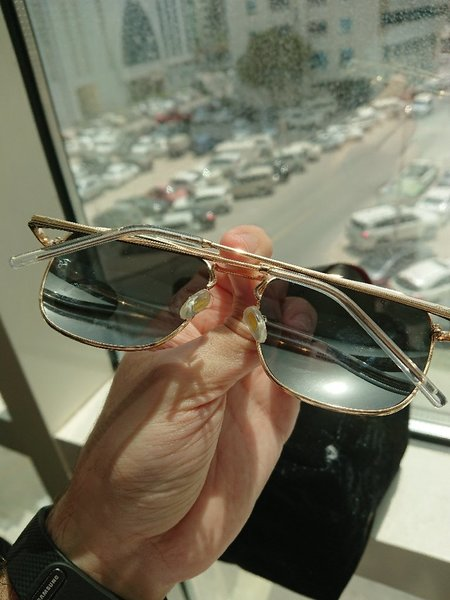 Used Rayban OFFER ONE TIME SLG FIRE1 in Dubai, UAE