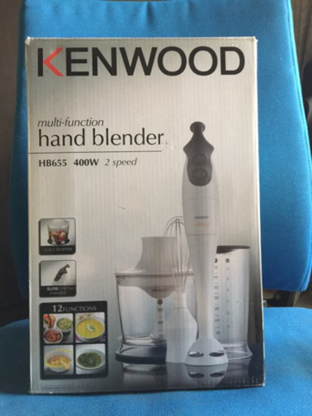 Used KENWOOD multi-function hand blender in Dubai, UAE