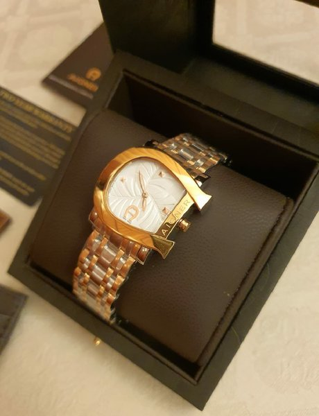 Used Aigner watch new♨️♨️♨️ in Dubai, UAE