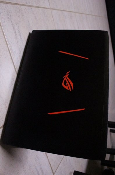 Used ASUS ROG Gaming Laptop for sale in Dubai, UAE