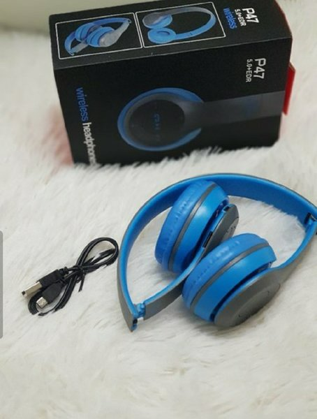 Used Brand new p47 Bluetooth headset in Dubai, UAE