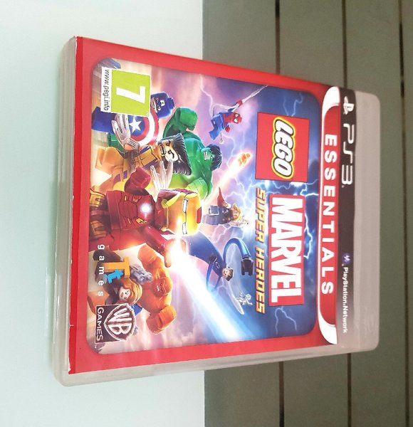 Used Lego Marvel super Heroes for PS3 in Dubai, UAE