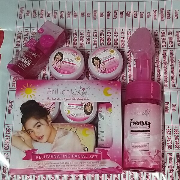 Used REJUV FOAMING SERUM 2CREAM COMBO in Dubai, UAE