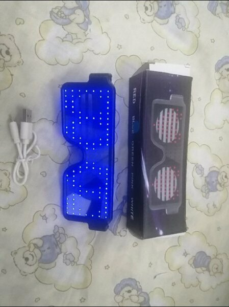 Used LED luminescent Glasses Bluray in Dubai, UAE