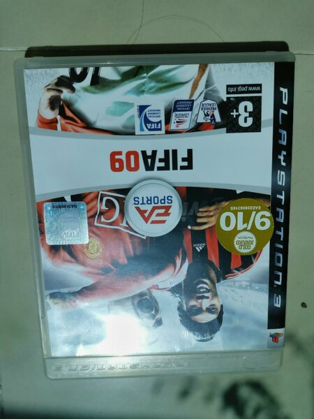 Used Ps3 fifa brand new never used in Dubai, UAE