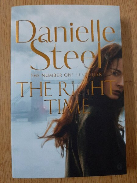Used The Right Time - Danielle Steel in Dubai, UAE