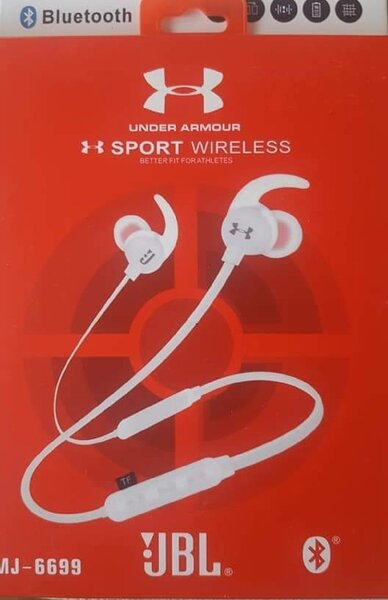 Used Jbl under armour bluetooth headset in Dubai, UAE