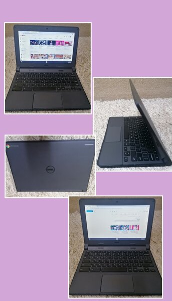 Used Dell chromebook 11 P22t (Final price) in Dubai, UAE