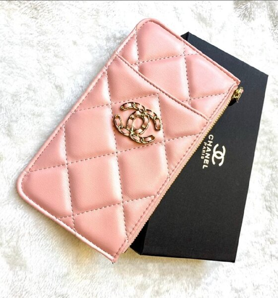 Used Chanel and LV Phone wallet in Dubai, UAE