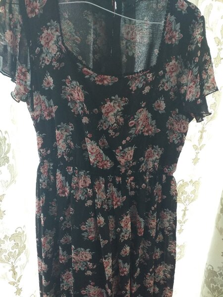 Used Maxi dress size 16 in Dubai, UAE