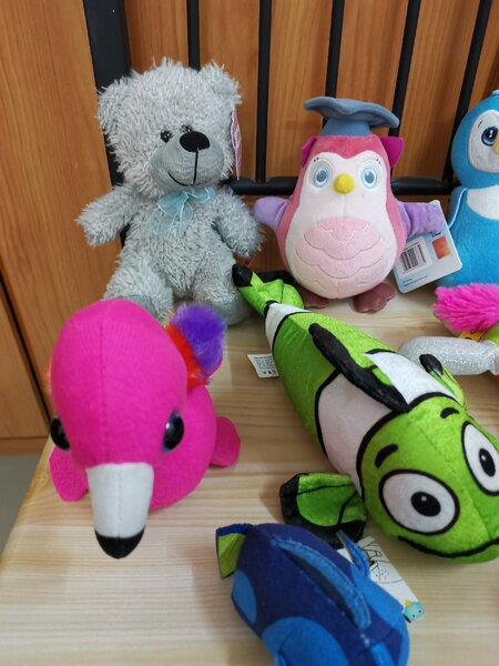 Used Brand new 8 pcs toys never used in Dubai, UAE