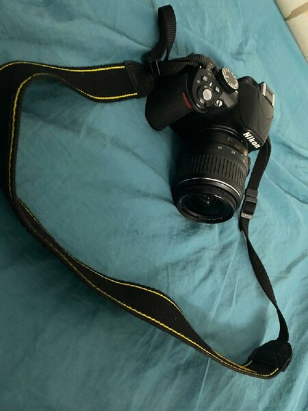 Used Nikon D3100 with extra lense in Dubai, UAE