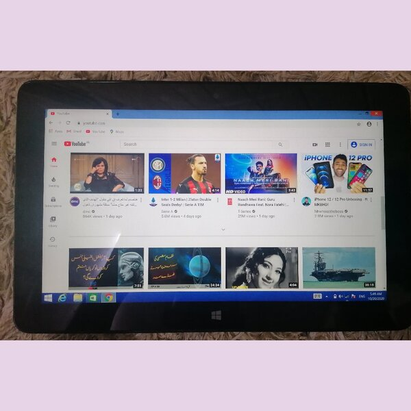 Used The dell venue 11 pro i5 4th Generation in Dubai, UAE