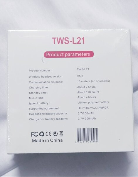 Used TWS L21 new Earbuds in Dubai, UAE