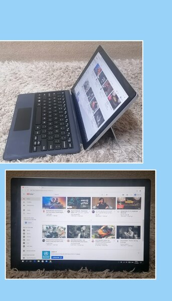 Used RCA CAMBIO 2-IN-1 Windows 10 +tablet in Dubai, UAE
