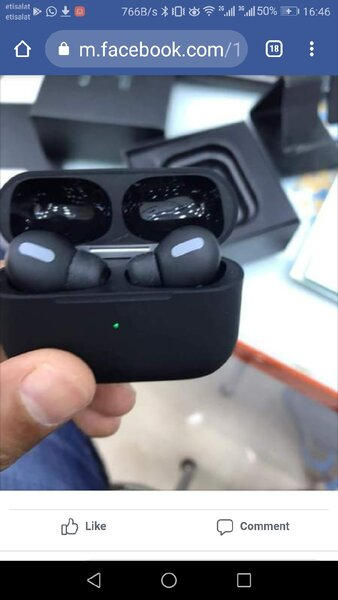 Used Buy now Apple airpodd pro Stylish wirele in Dubai, UAE