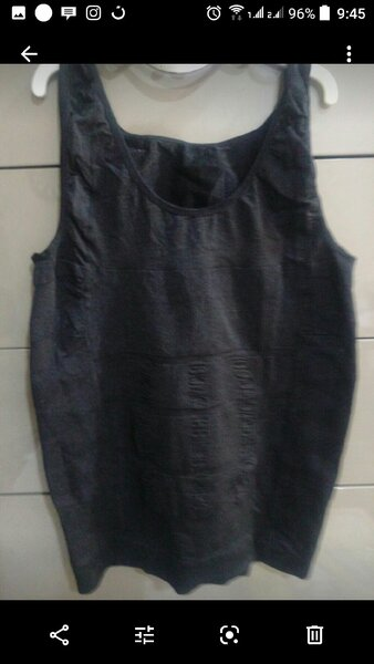 Used 1+1 men's invisible compresion shirt new in Dubai, UAE