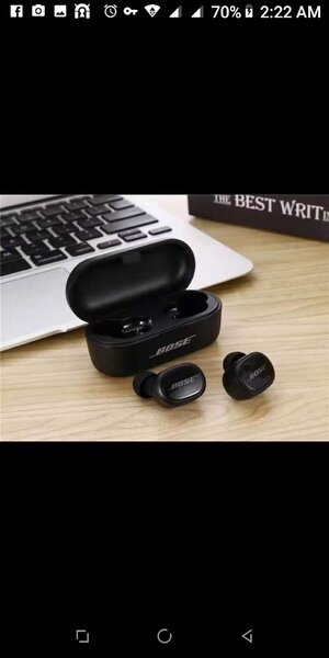 Used BOSE  TWS Truly wireless in-Ear Headphon in Dubai, UAE