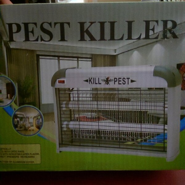 Used Mosquito Killer RELAX OFFER ONCE. in Dubai, UAE
