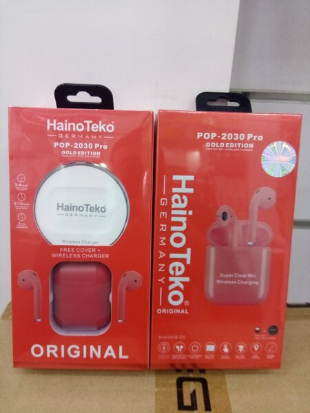 Used POP 2030 PRO Heino TEKO Germany RED in Dubai, UAE