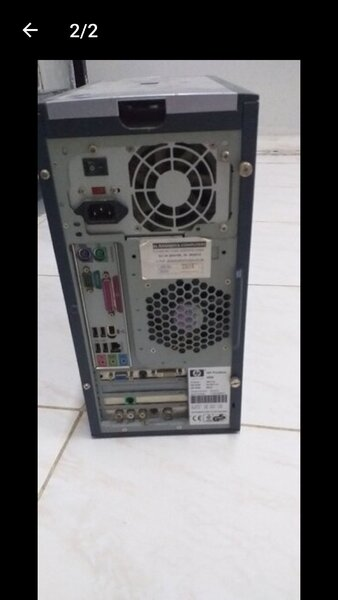 Used desktop in Dubai, UAE