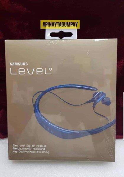 Used Buy now level u headset neck band in Dubai, UAE