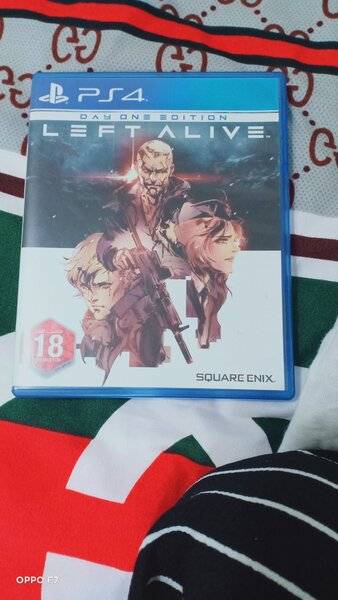 Used Left alive day one edition in Dubai, UAE