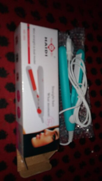 Used , Mini straightener in Dubai, UAE