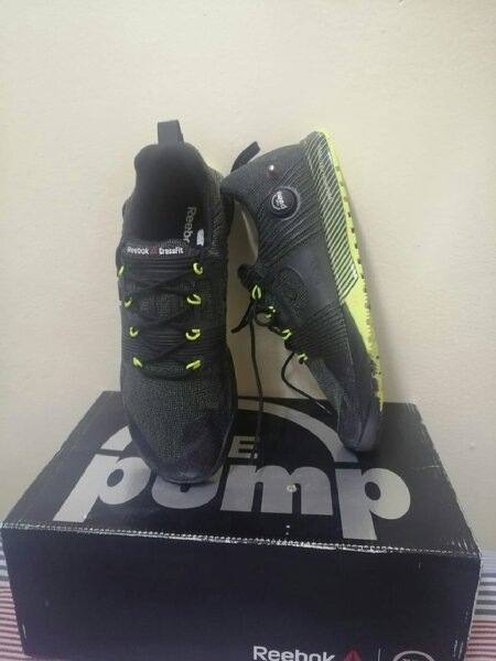 Used Original Reebok Crossfit shoes size 40 in Dubai, UAE