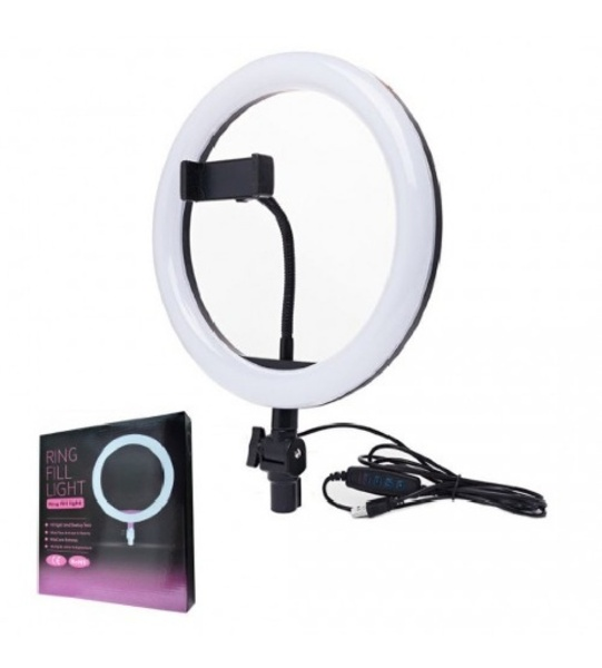Used TRUSTED SELLER RING LIGHT WITH STAND in Dubai, UAE